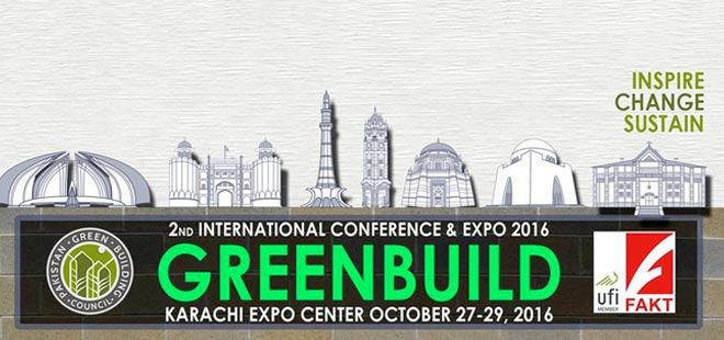 Pakistan Greenbuild International Expo & Conference 2016