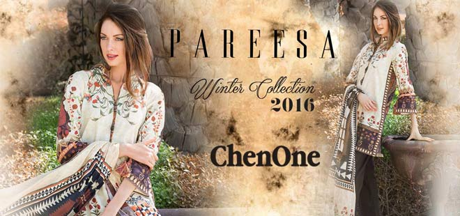 Chenone Pareseha Winter Collection