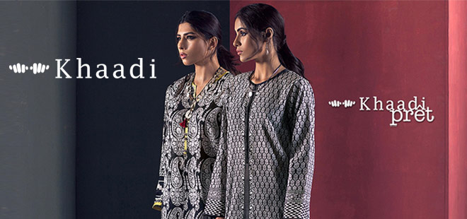 Khaadi Pret Collection