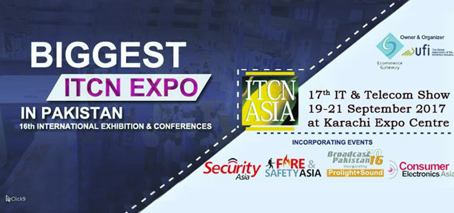 17th ITCN Asia International Exhibition & Conferences