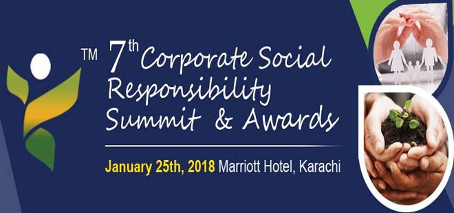 7th Corporate Social Responsibility Summit & Awards