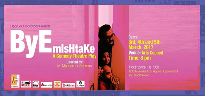 Bye Mishtake Comedy Theatre Play