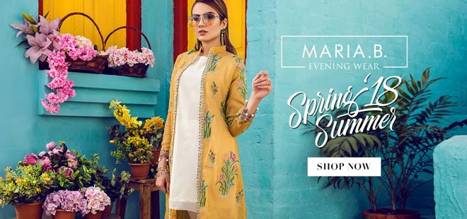 Maria B Spring Summer Collection