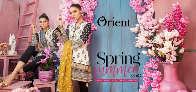 Orient Spring Summer Collection