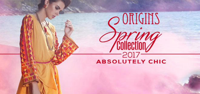 Origins Spring Collection