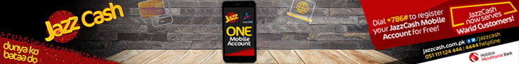Jazz Cash New Serves Warid Customers