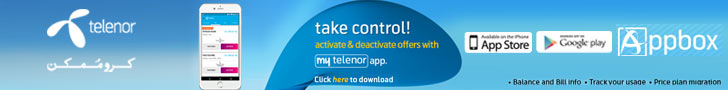 Telenor Take Control App