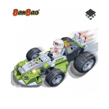 Weever Turbo Car (8607)-92pcs