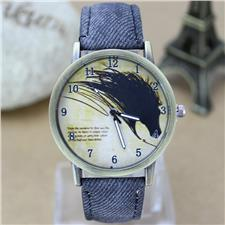 Unisex Casual Water Resistant Watch