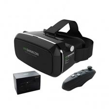 Shinecon Virtual Reality 3D Glasses With Gaming Remote