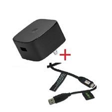 Turbo Power Dock With Ecomoto SKN5004A Data Cable - Black