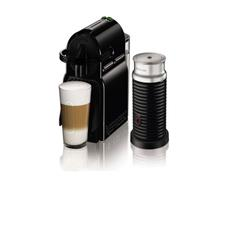 Inissia Coffee Machine With Aeroccino 3 By Magimix - Black