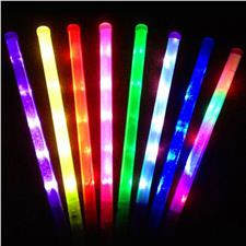 LED Glow Sticks - Pack of 6