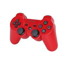 PlayStation 3 - DualShock 3 Wireless Controller - Red
