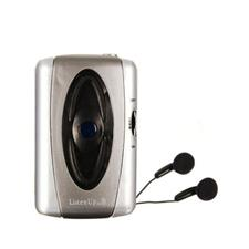 Listen Up - Personal Sound Amplifier - Silver